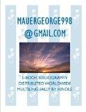 Book Cover MAUERGEORGE998@GMAIL.COM
