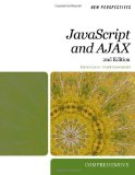 Book Cover New Perspectives on JavaScript and AJAX, Comprehensive by Carey, Patrick, Canovatchel, Frank [Cengage,2009] (Paperback) 2nd Edition