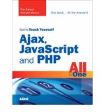 Book Cover Sams Teach Yourself Ajax, JavaScript, and PHP All in One (Sams Teach Yourself All in One) (Mixed media product) - Common