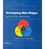 Book Cover Developing Web Widget with HTML, CSS, Json and Ajax: A Complete Guide to Web Widget (Paperback) - Common