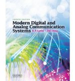Book Cover [ { MODERN DIGITAL AND ANALOG COMMUNICATION SYSTEMS (OXFORD SERIES IN ELECTRICAL AND COMPUTER ENGINEERING (HARDCOVER)) } ] by Lathi, B P (AUTHOR) Jan-23-2009 [ Hardcover ]