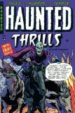 Book Cover Haunted Thrills, Number 10, Death at the Mardi Gras