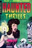 Book Cover Haunted Thrills, Number 1, A Coffin Waits