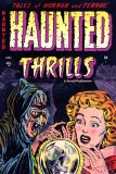 Book Cover Haunted Thrills, Number 12, Terror Below