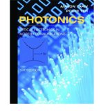 Book Cover [ PHOTONICS: OPTICAL ELECTRONICS IN MODERN COMMUNICATIONS (OXFORD SERIES IN ELECTRICAL AND COMPUTER ENGINEERING (HARDCOVER)) ] By Yariv, Amnon ( Author) 2006 [ Hardcover ]