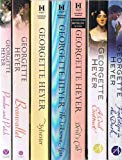 Book Cover Georgette Heyer Collection: 7-Book Set: Powder and Patch / Beauvallet / Sylvester / The Unknown Ajax / Devil's Club / A Civil Contract / Footsteps in the Dark