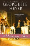 Book Cover By Georgette Heyer The Unknown Ajax (Reprint)