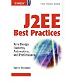 Book Cover [(J2EE Best Practices: Java Design Patterns, Automation and Performance )] [Author: Darren Broemmer] [Nov-2002]