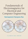 Book Cover Fundamentals of Electromagnetics for Electrical and Computer Engineering (Illinois Ece) Hardcover - June 6, 2008