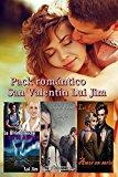 Book Cover Pack romántico San Valentín Lui Jim: Delirios de amor y la última noche de la Aurora, Amor en serie (Spanish Edition)