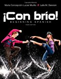 Book Cover Con brio: Beginning Spanish (Spanish Edition) 3rd edition by Lucas Murillo, Maria C., Dawson, Laila M. (2012) Hardcover