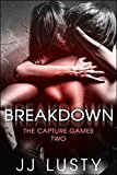 Book Cover Breakdown (The Capture Games Book 2)