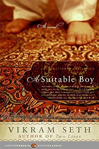 A Suitable Boy: A Novel (Modern Classics) by Vikram Seth