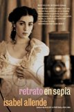 Book Cover Retrato en Sepia: Una Novela (Spanish Edition)