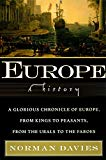Book Cover Europe: A History