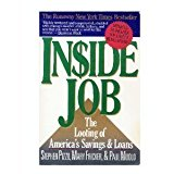 Book Cover Inside Job: The Looting of America's Savings and Loans