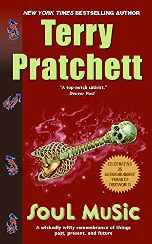soul discworld pratchett terry list