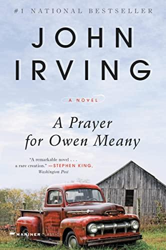 A Prayer for Owen Meany: A Novel by John Irving