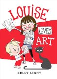 Book Cover Louise Loves Art