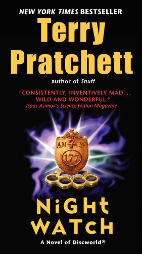 Night Watch: A Novel of Discworld by Terry Pratchett