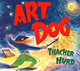 Book Cover Art Dog (Trophy Picture Books (Paperback))
