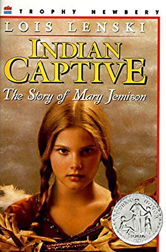 Book Cover Indian Captive: The Story of Mary Jemison