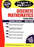 Book Cover Schaum's Outline of Discrete Mathematics (Schaum's)