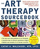 Book Cover Art Therapy Sourcebook (Sourcebooks)