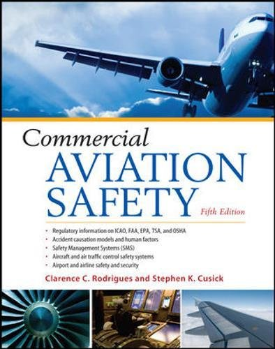 Commercial Aviation Safety, 5th Edition