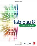 Book Cover Tableau 8: The Official Guide
