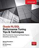 Book Cover Oracle PL/SQL Performance Tuning Tips & Techniques