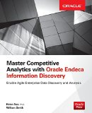 Book Cover Master Competitive Analytics with Oracle Endeca Information Discovery (Oracle (McGraw-Hill))