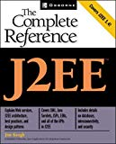 Book Cover J2EE: The complete Reference