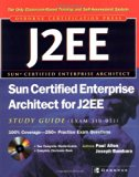 Book Cover Sun Certified Enterprise Architect for J2EE Study Guide (Exam 310-051)