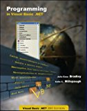 Book Cover Programming in Visual Basic.NET 2005 Edition w/ Std CD