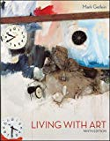 Book Cover Living with Art