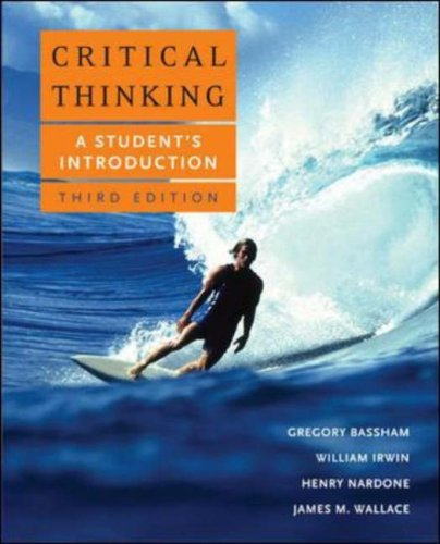 critical thinking introduction