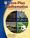 Book Cover Core-Plus Mathematics  Course 1, Student Edition
