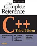 Book Cover C++: The Complete Reference