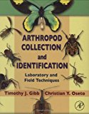 Book Cover Arthropod Collection and Identification: Laboratory and Field Techniques