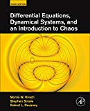 Book Cover Differential Equations, Dynamical Systems, and an Introduction to Chaos, Third Edition