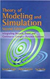 Book Cover Theory of Modeling and Simulation, Second Edition