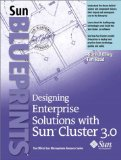 Book Cover Designing Enterprise Solutions with Sun Cluster 3.0