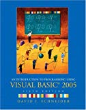 Book Cover Introduction to Programming Using Visual Basic 2005, An (6th Edition)
