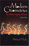 Book Cover Modern Geometries: Non-Euclidean, Projective, and Discrete Geometry (2nd Edition)