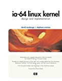 Book Cover IA-64 Linux Kernel: Design and Implementation