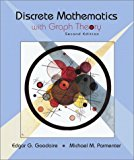 Book Cover Discrete Mathematics with Graph Theory (2nd Edition)