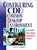 Book Cover Configuring CDE: The Common Desktop Environment