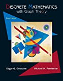 Book Cover Discrete Mathematics with Graph Theory, 3rd Edition