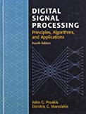 Book Cover Digital Signal Processing (4th Edition)